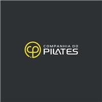 Companhia do pilates - ícone CP, Logo e Cartao de Visita, Saúde & Nutrição