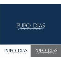 Pupo Dias Advogados , Logo, Advocacia e Direito