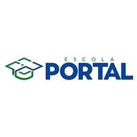 ESCOLA PORTAL Cursos & Profissões, Logo e Cartao de Visita, Educação & Cursos