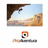 ProAventura, Logo e Cartao de Visita, Viagens & Lazer