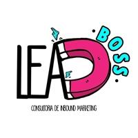 Lead Boss - Consultoria de Inbound Marketing, Logo, Marketing & Comunicação