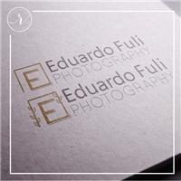 Eduardo fuli Photography, Logo e Cartao de Visita, Fotografia