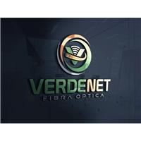 VerdeNET Fibra Óptica, Logo e Cartao de Visita, Computador & Internet
