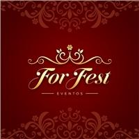 for fest - locação de materiais para festas e eventos, Logo, Outros