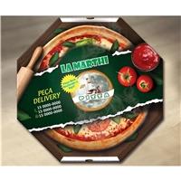 Lá marthi - Pizzaria, Cartaz/Pôster, Alimentos & Bebidas