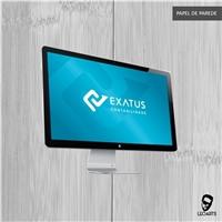Exatus Contabilidade Online, Slogan, Contabilidade & Finanças