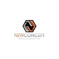 New Concept Ateliê Dental, Logo, Saúde & Nutrição