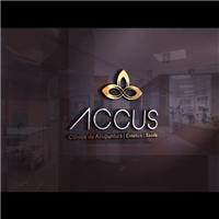 Clínica Accus, Logo e Cartao de Visita, Outros