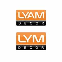 LYAMDECOR, Logo e Cartao de Visita, Decoração & Mobília