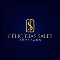CÉLIO DIAS SALES - ADVOGADO, Logo e Cartao de Visita, Advocacia e Direito