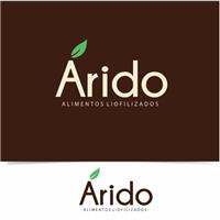 Árido, Logo e Cartao de Visita, Alimentos & Bebidas