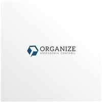 ORGANIZE ASSESSORIA CONTABIL, Logo, Contabilidade & Finanças