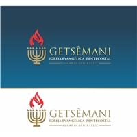 IGREJA EVANGÉLICA  PENTECOSTAL  GETSÊMANI, Logo, Religião & Espiritualidade