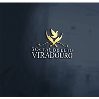 SOCIAL DE LUTO VIRADOURO , Logo e Cartao de Visita, Outros