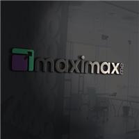 MaxiMax Me, Logo e Cartao de Visita, Consultoria de Negócios