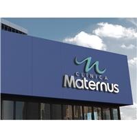 Clínica Maternus ou matternus , Logo e Cartao de Visita, Saúde & Nutrição
