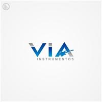 Via Instrumentos ( Acessórios e Instrumentos Musicais)  , Logo, Música