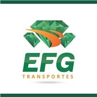 E.F.G.TRANSPORTES EIRELI ME, Logo, Logística, Entrega & Armazenamento