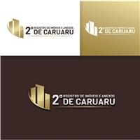 SEGUNDO REGISTRO DE IMÓVEIS E ANEXOS DE CARUARU, Logo e Papelaria (6 itens), Imóveis