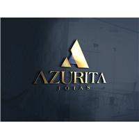 Azurita Jóias, Logo e Cartao de Visita, Roupas, Jóias & acessórios