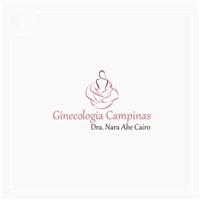 Ginecologia Campinas / Dra. Nara Abe Cairo, Logo e Cartao de Visita, Saúde & Nutrição