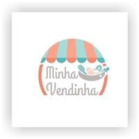 Minha Vendinha, Logo e Cartao de Visita, Crianças & Infantil