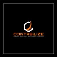 CONTABILIZE, Logo, Contabilidade & Finanças