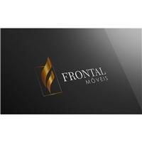 frontal móveis, Logo, Decoração & Mobília