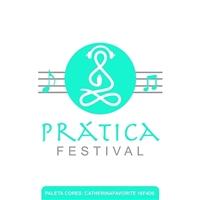 Prática Festival Yoga e Arte, Logo e Cartao de Visita, Marketing & Comunicação