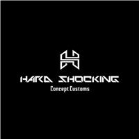 Hard Shocking - Concept Customs, Logo, Automotivo