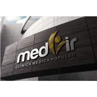 MedVir, Logo, Saúde & Nutrição