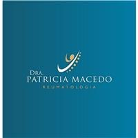 DRA. PATRICIA MACEDO REUMATOLOGIA, Logo e Cartao de Visita, Saúde & Nutrição