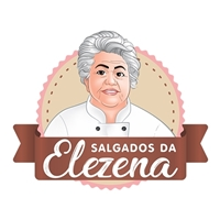 SALGADOS DA ELEZENA, Logo e Cartao de Visita, Alimentos & Bebidas