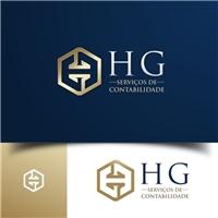 HG - SERVIÇOS DE CONTABILIDADE SC, Logo, Contabilidade & Finanças