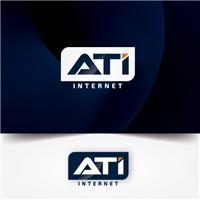 ATI INTERNET, Logo e Cartao de Visita, Computador & Internet