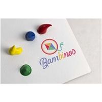 Bambinos, Logo, Crianças & Infantil