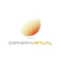 ESPHERA VIRTUAL, Logo e Cartao de Visita, Arquitetura
