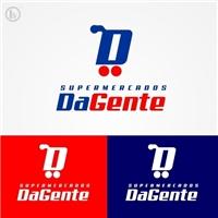 Supermercados DaGente, Logo e Cartao de Visita, Outros