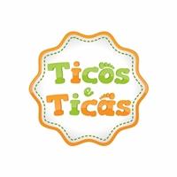 Ticos e Ticas, Logo e Cartao de Visita, Crianças & Infantil