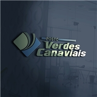 Posto Verdes Canaviais, Logo, Automotivo
