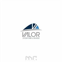Valor contabilidade, Logo e Cartao de Visita, Contabilidade & Finanças