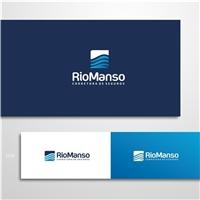 Rio Manso Corretora de Seguros, Logo e Cartao de Visita, Outros
