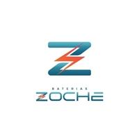 BATERIAS ZOCHE, Logo e Cartao de Visita, Automotivo
