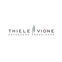 THIELE VIONE - ADVOGADOS ASSOCIADOS, Logo e Cartao de Visita, Advocacia e Direito