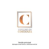 ESPELHO DE COSTANZA , Logo e Cartao de Visita, Decoração & Mobília