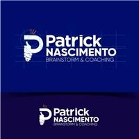 Patrick Nascimento Brainstorm & coaching, Logo e Cartao de Visita, Marketing & Comunicação