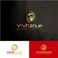 VIVOEQUIP, Logo, Construção & Engenharia
