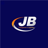 J B Transporte e Logística Ltda, Logo e Cartao de Visita, Logística, Entrega & Armazenamento