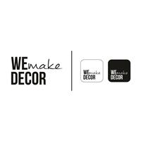 WE MAKE DECOR, Logo, Decoração & Mobília