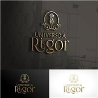 Universo a Rigor , Logo e Cartao de Visita, Roupas, Jóias & acessórios